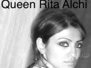 Arab Iraqi Girl Queen Rita Alchi